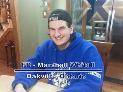 X-Men welcome Oakville recruit (VIDEO)