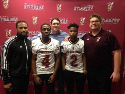 Stingers add large Quebec contingent to recruiting class