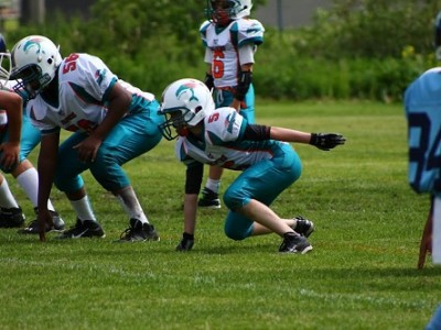 OPC: Team Central Minor OL Gould stoked for competition chance