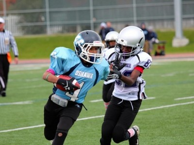 OPC: Team Central Minor RB Park prepared to play with heart