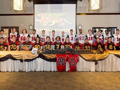 Gryphons announce 2015 class (incl 6 #CFC100)