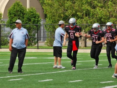 OPC: Team West JV QB Beno on leadership mission to victory