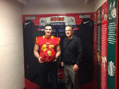 Calgary recruit opts for home