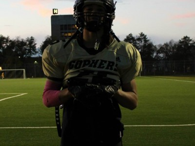 #CFC100: DB Arruda Welch hungry to move up