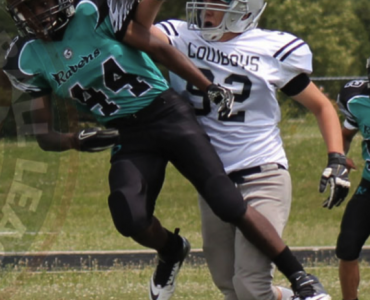 #CFCOPC DL Pyle keeping busy during offseason