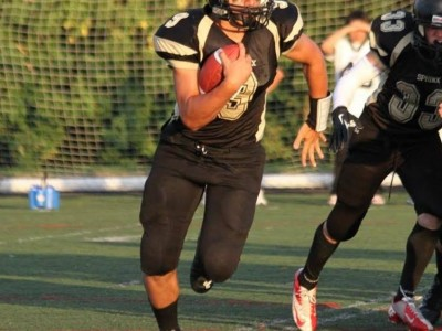 QB Renaud-Dumoulin won't settle