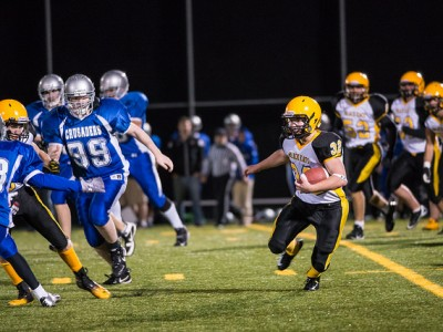 RB Caissie continues winning ways