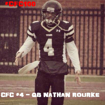 Nathan Rourke CFC 100 2016 1