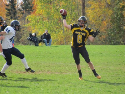 QB Oulton planning Mount Allison fall visit (VIDEO)
