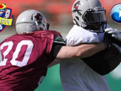 CJFL Main Camp PREVIEW: Regina Thunder (AUDIO)