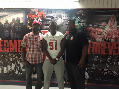 CEGEP recruit gets rare opportunity at McGill (VIDEO)