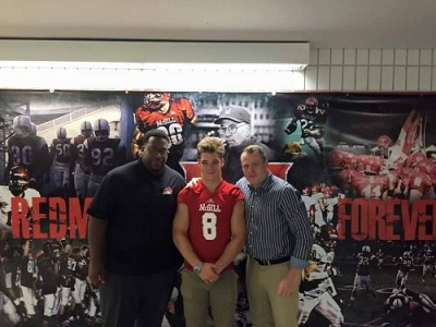 McGill's coaching philosophy aligns with CEGEP recruit's values (VIDEO)