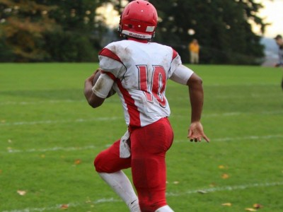 #CFC100 ATH pondering trio of NCAA Division 1 offers (VIDEO)