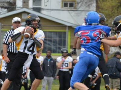 QB Kyliuk finding a fit (VIDEO)