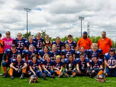 Breakthrough season for Xplosion culminates with Friendship Bowl victory
