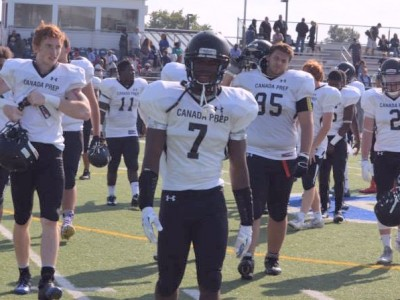 #CFC10 Non-Public School Rankings (1):  Raiders, Blues lead the way