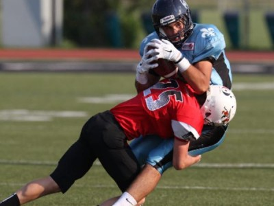 #CFC100 2015 DB becomes Guelph's first 2016 commitment