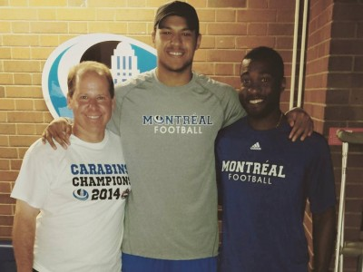 "#CFC100 INTERVIEW: REC Kartsonis ""determined to challenge and give everything"" to Carabins (VIDEO)"