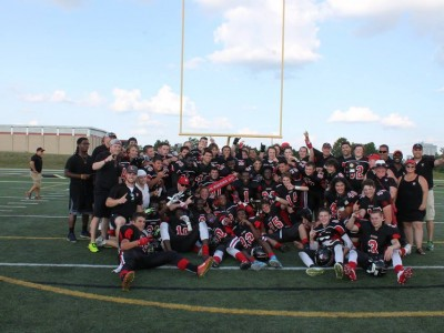 "#CFCOVFL: JV Myers Riders ""have sense of relief and then pure joy"" after winning Championship"