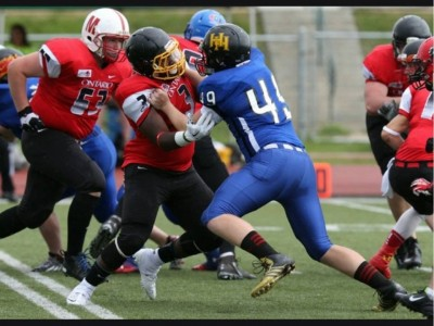 #CFC100: DL Melanson blazing own trail (VIDEO)