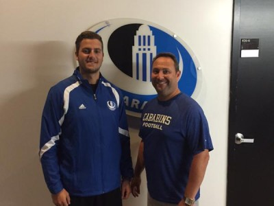 Carabins catch #CFC100 CLASS 2015 ranked recruit (VIDEO)