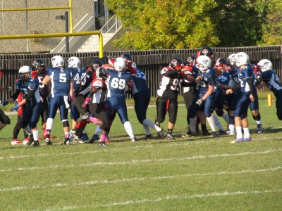 HS Game Preview (MB): Sisler Spartans take on the Grant Park Pirates