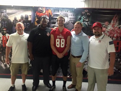 McGill's future vision appealed to CEGEP recruit (VIDEO)