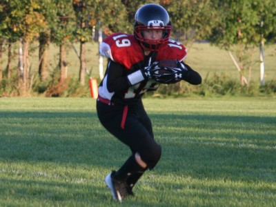 #CFCHSFB: Sulyma making her mark in the WHSFL