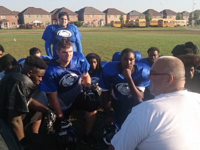 """#CFCHSFB PREVIEW (ROPSSAA):  """"Big hits…close game"""" expected between CFC#23 Ravens & Panthers"""
