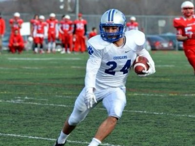 CEGEP recruit opts for Vert et Or (VIDEO)