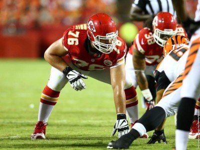 Duvernay-Tardif merits first official start in Kansas City