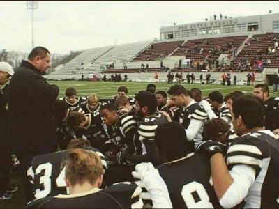 """#CFC50 high school preview (ONT – HALTON): """"The goal is to get to the Tier 1 Playoffs and be playing our best football at that point"""""""