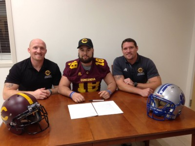 CEGEP recruit signs with Stingers (VIDEO)