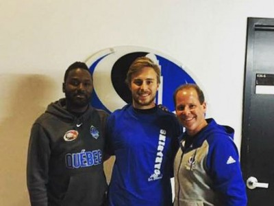 Carabins allows CEGEP recruit chance to compete and win (VIDEO)