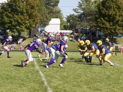 #CFCHSFB PREVIEW (ONT – DURHAM): Undefeated #CFC50 foes reignite rivalry