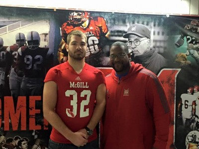 CEGEP recruit has high expectations of McGill's future potential (VIDEO)