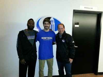 "Carabins ""most advantageous"" for CEGEP recruit's situation (VIDEO)"