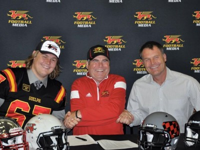 "#CFC100 INTERVIEW: OL Woodmansey hopes for ""consistent growth"" at Guelph"