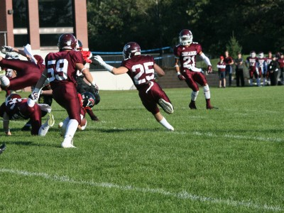 #CFCHSFB PREVIEW (MB) Can Gophers defeat CFC#4 Crusaders?