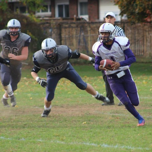 AN Myers pivot Tre Ford had 239 passing yards in win over St. Paul's Patriots