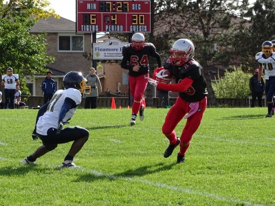 #CFCHSFB Preview (ONT-Peel): Rematch of 2014 final between the Spirit, Spartans could decide top spot in South