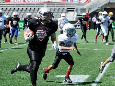 Ontario Prospect Challenge Profile: Rider on the rise (VIDEO)