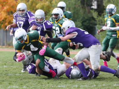 #CFCSHSFB PREVIEW (ONT – DURHAM): Titans look to avenge blowout losses to CFC#50Trojans