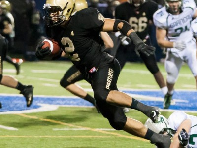 #CFC100 INTERVIEW: RB Montemiglio's focus aimed at winning (VIDEO)