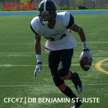 Benjamin St Juste 2nd edition CFC100