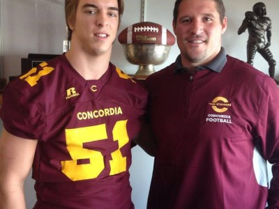 CEGEP recruit makes history with commitment to Concordia (VIDEO)