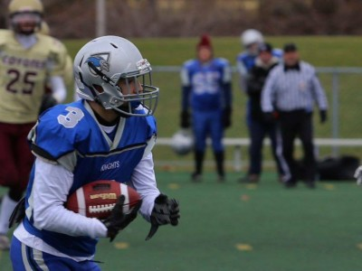 Ontario Prospect Challenge Profile: WR looking to get noticed