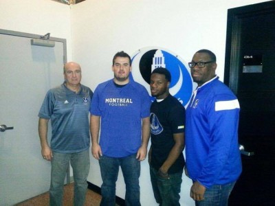 """Carabins provide CEGEP recruit with """"chance to compete against the best"""""""
