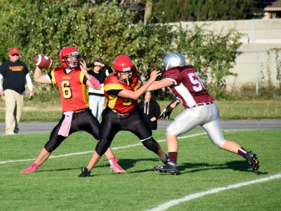 Ontario Prospect Challenge Profile: QB looking for experience