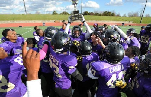St Roch 2015 ROPSSAA Champions